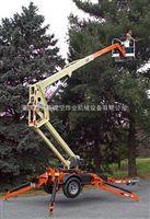 可拖曳式高空作業車,車載式高空升降平臺