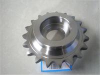 不銹鋼鏈輪 雙節距不銹鋼鏈輪 寧津鏈輪生產廠家